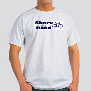 Share the Road Light T-Shirt