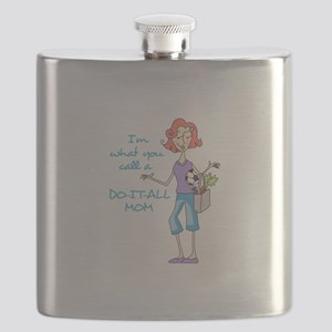 DO IT ALL MOM Flask