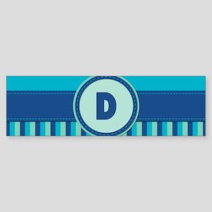 Stripes2015D1 Bumper Sticker