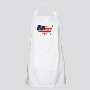 United States Flag Apron