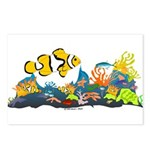 Clownfish Reef Postcards (Package of 8)
