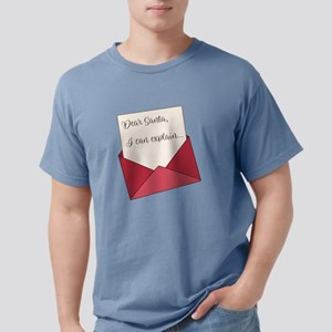 Dear Santa, I Can Explain T-Shirt