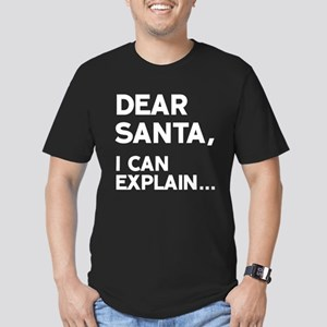 Dear Santa, I Can Explain T-Shirt