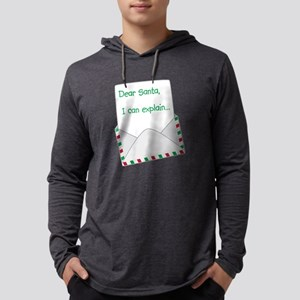 Dear Santa, I can explain Long Sleeve T-Shirt