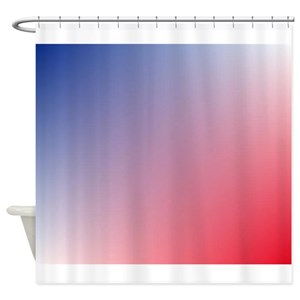 Pastel Rainbow Shower Curtains