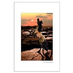 Wild Mustang ~ Horse ~ Large Poster