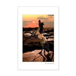 Wild Mustang ~ Horse ~ Mini Poster Print