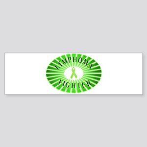 LYMPHOMA FIGHTER Bumper Sticker