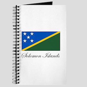 Solomon Islands - Flag Journal