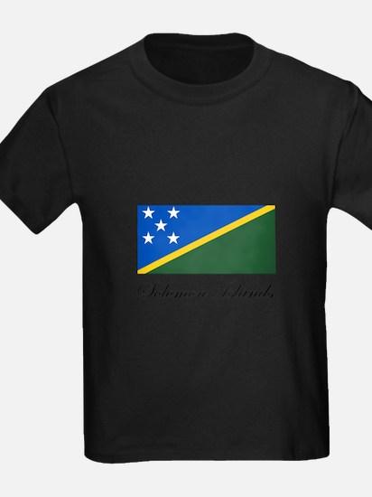 Solomon Islands - Flag T