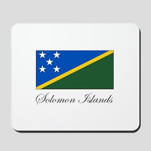 Solomon Islands - Flag Mousepad