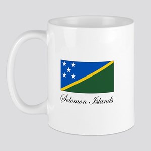 Solomon Islands - Flag Mug