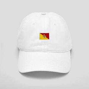 Sicily - Sicilian Flag Cap