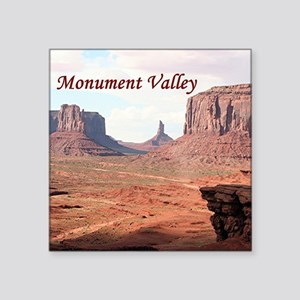 Monument Valley, John Ford's P Sticker