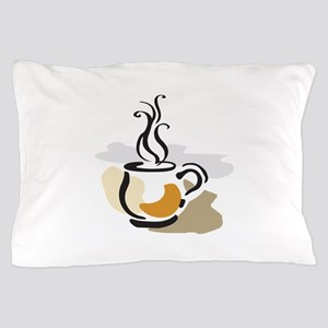 HOT BEVERAGE Pillow Case