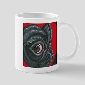 Pug Valentine Mugs