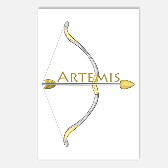 Bow of Artemis Postcards (Package of 8)