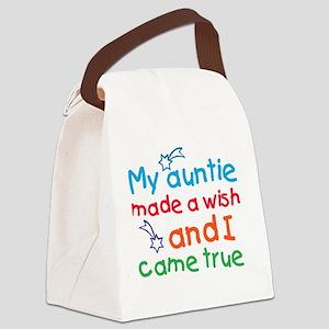 PRETTY BOY SWAG Canvas Lunch Bag