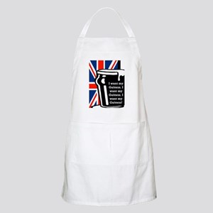 I WANT MY GUINESS Apron