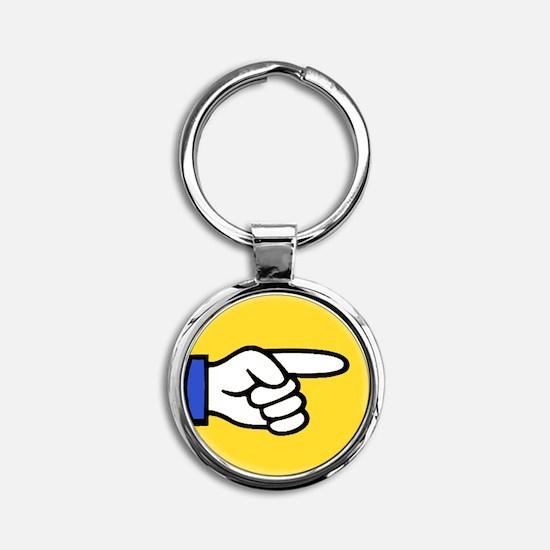 Pointer Keychains