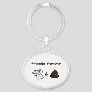 Friends Forever Keychains