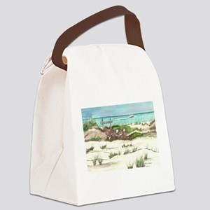 Life Is Good… Especially at the B Canvas Lunch Bag