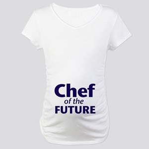 Chef of the Future Maternity T-Shirt