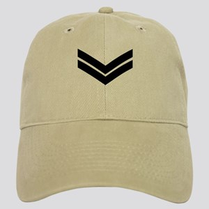 British Army Corporal<BR> Khaki Cap