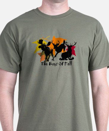 Boys Of Fall Hunting T-Shirt