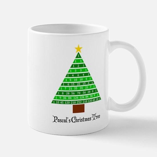 Pascal's Christmas Tree Mugs