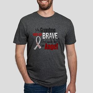 Angel 1 GRANDMA Lung Cancer T-Shirt