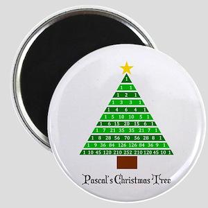 Pascal's Christmas Tree Magnets