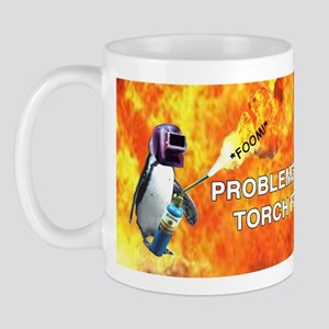 Torch fix all Mug