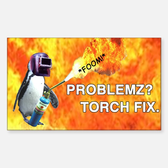 Torch fix all Rectangle Decal