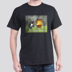 IN UR BACKYARD Dark T-Shirt