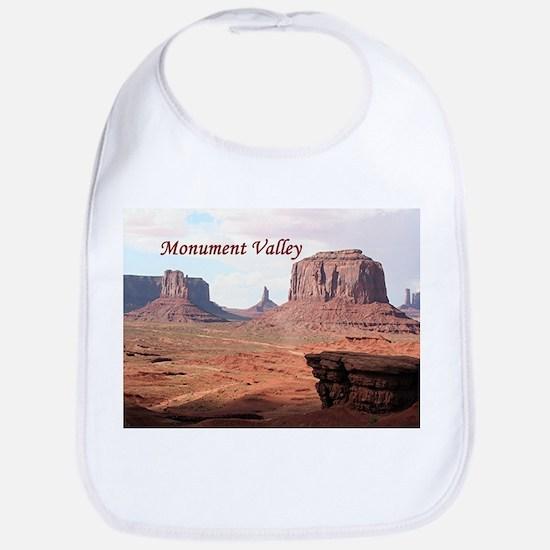 Monument Valley, John Ford's Point, Utah, USA Bib