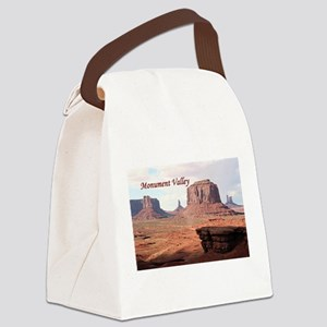 Monument Valley, John Ford's Poin Canvas Lunch Bag