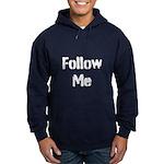 Follow Me Bring Beer Hoodie (dark)