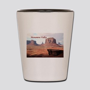Monument Valley, John Ford's Point, Uta Shot Glass