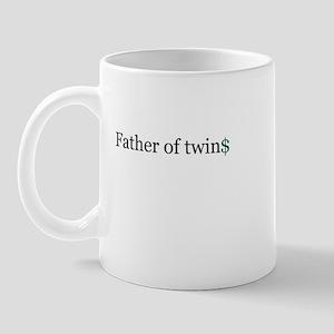 Father of twins Mug