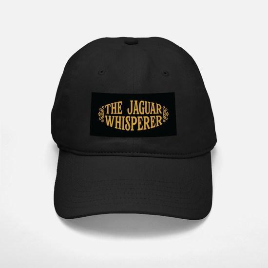 The Jaguar Whisperer Baseball Hat