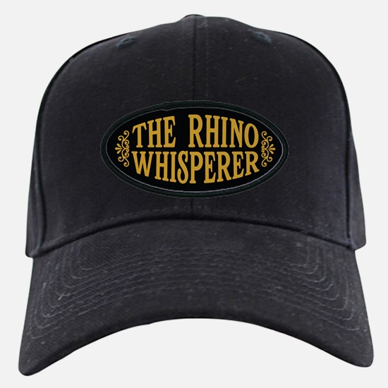 Rhino Whisperer Baseball Hat