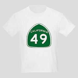 CAL 49 Kids Light T-Shirt