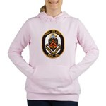 USS ELROD Women's Hooded Sweatshirt