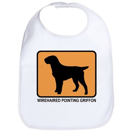 Wirehaired Pointing Griffon ( Bib