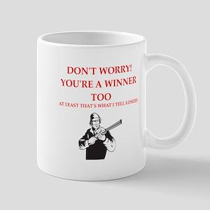 trapshooting Mugs