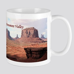 Monument Valley, John Ford's Point, Utah, USA Mugs
