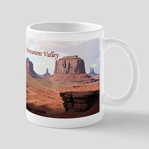 Monument Valley, John Ford's Point, Utah, USA Mugs