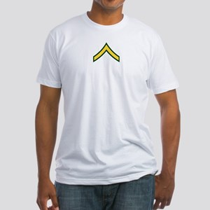 "Army E2 ""Class A's"" Fitted T-Shirt"