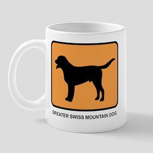 Greater Swiss Mountain Dog (s Mug